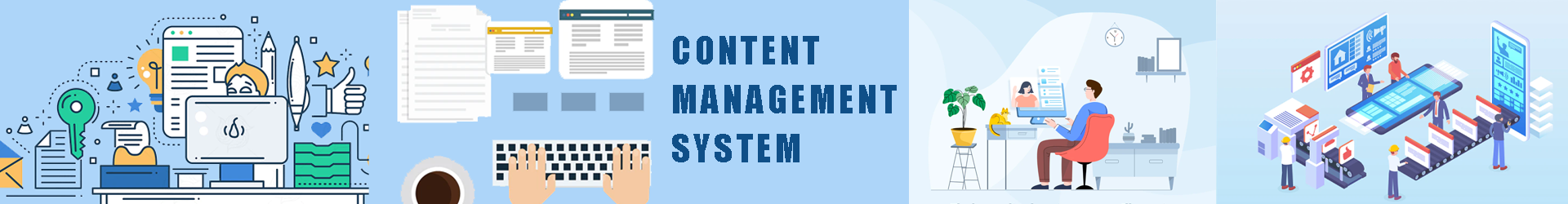 Content Management System Website Design- CMS- Bigconcept